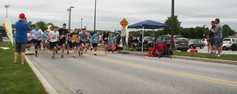 Ryans Race Start 201